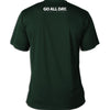 DRY-FIT Mens Tee (Forest Green) Performance
