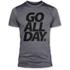 """GO ALL DAY"" Signature Series Tee (Grey)"