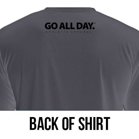 DRY-FIT Long-sleeve Shirt (Grey) Performance