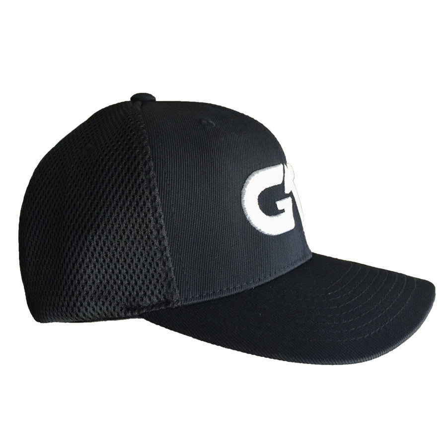 GO ALL DAY® Performance Flex-Flit Hat (Black)
