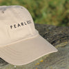 'FEARLESS' Dad Hat (Tan)