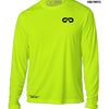 DRY-FIT Long-sleeve Shirt (Neon Green) Performance