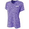 Galaxy DRY-FIT Womens Performance Tee (Purple)