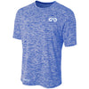 Galaxy DRY-FIT Mens Performance Tee (Royal Blue)
