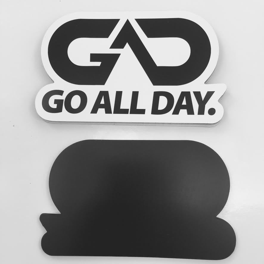 "GO ALL DAY® Premium Magnets (6.5""x 4"")"