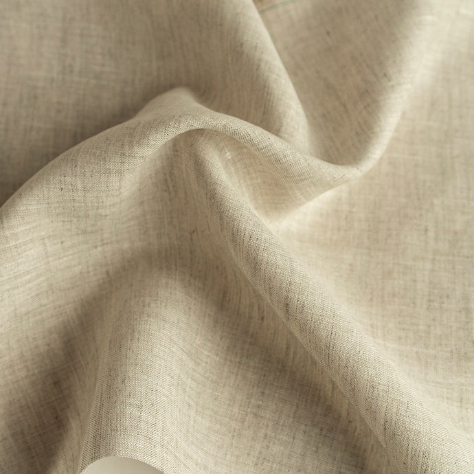 Lightweight linen - natural