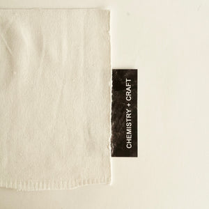 Organic cotton canvas - natural