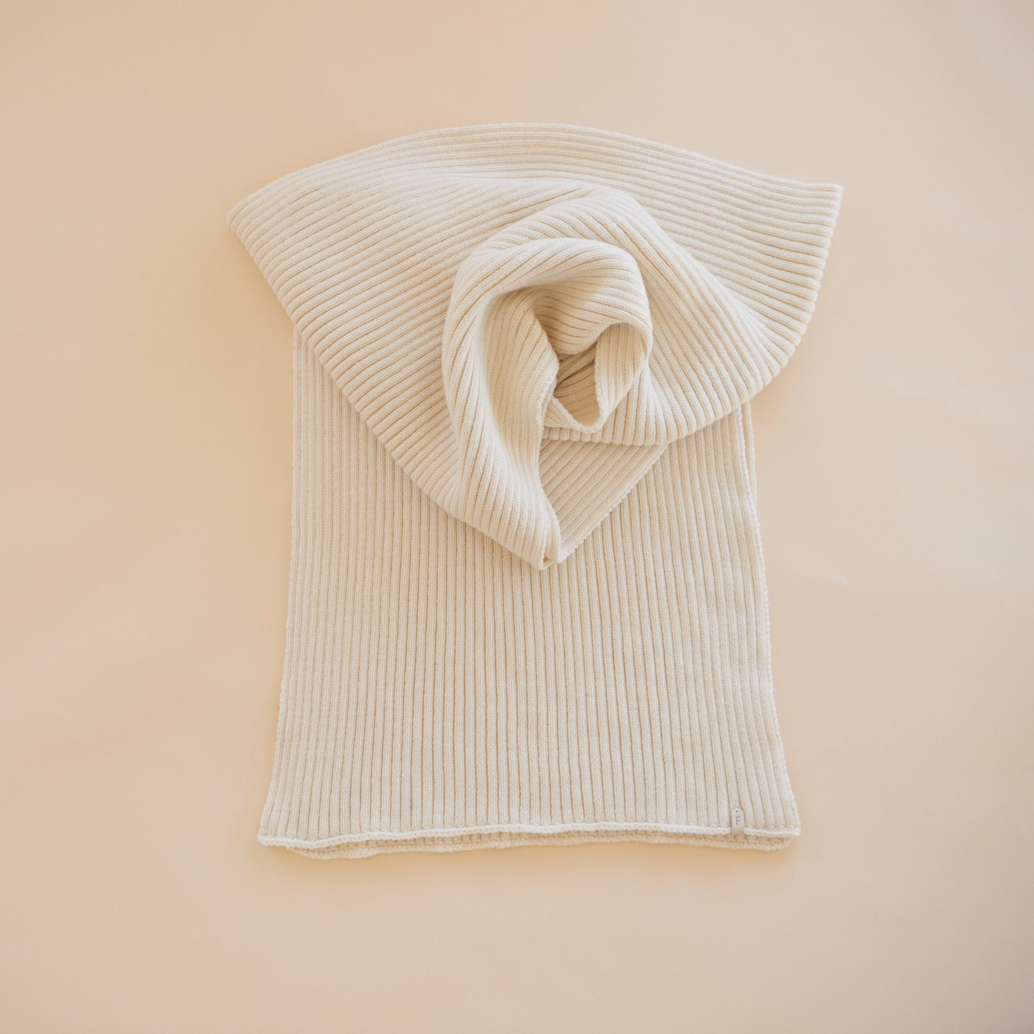 Classic Natural Scarf