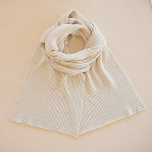 Luxe Natural Scarf