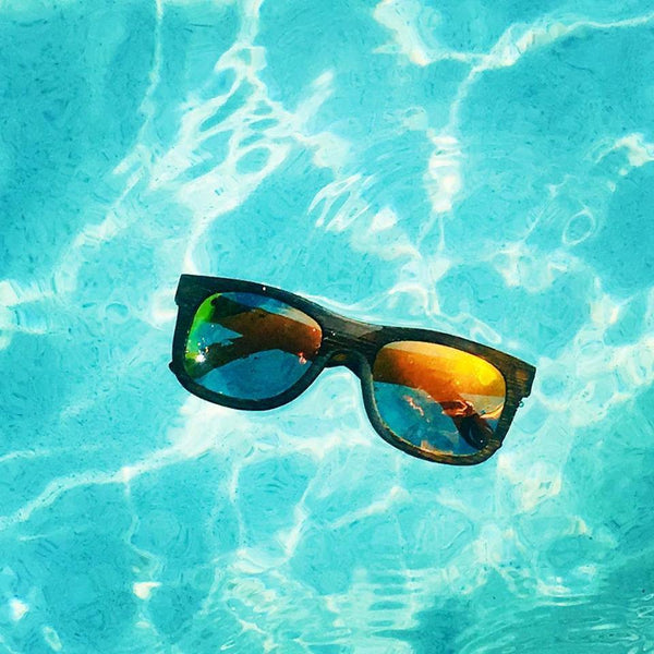 Do your sunglasses float?  Polarized Floating Sunglasses are here!