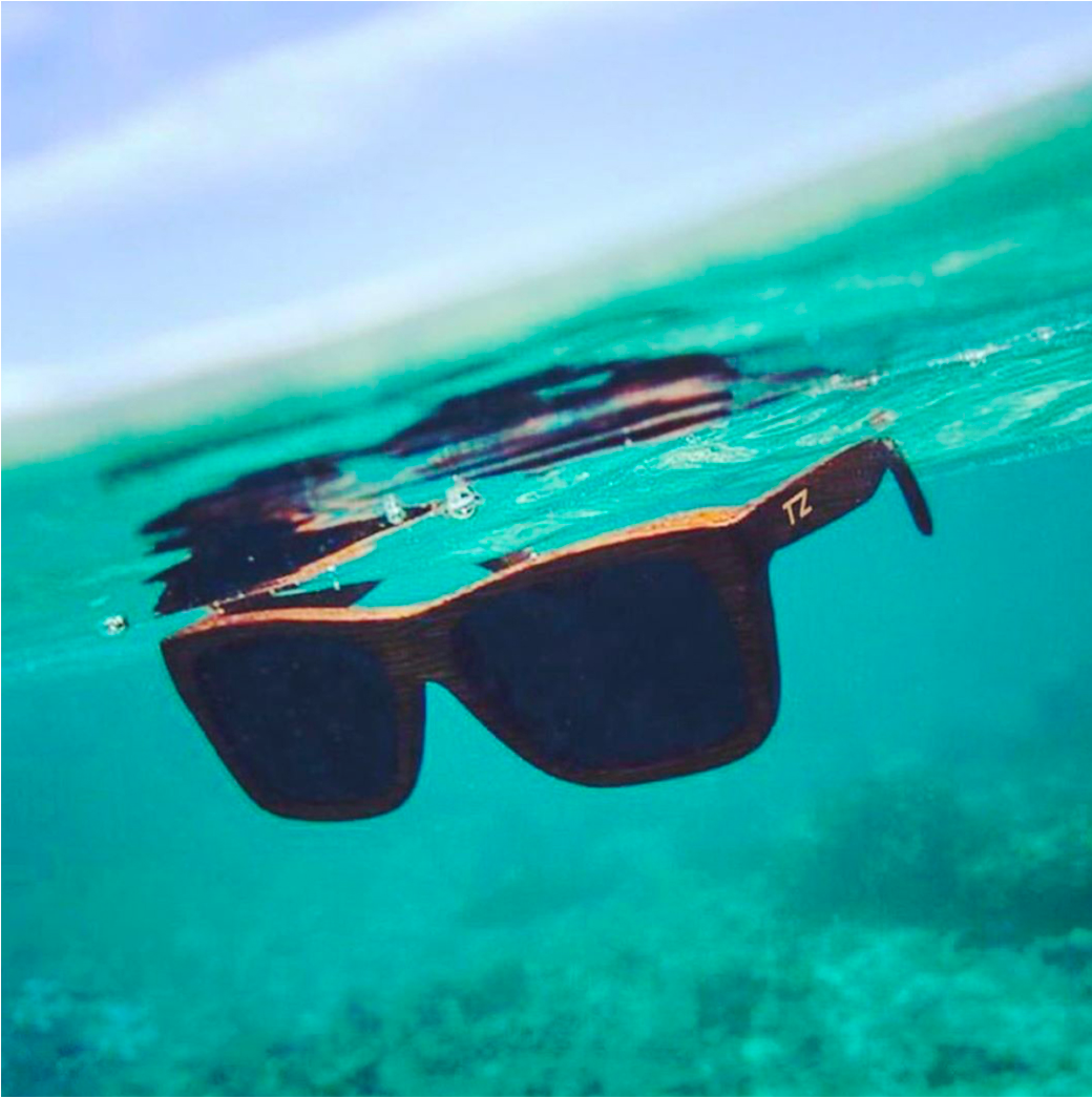 Floating Bamboo Sunglasses
