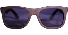 Load image into Gallery viewer, Surferz | Black Lens | Floating Bamboo | Wood Sunglasses | Polarized | TZ LIFESTYLE