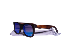 Load image into Gallery viewer, Swellz | Green Lens | Floating Bamboo Sunglasses | Polarized | TZ LIFESTYLE