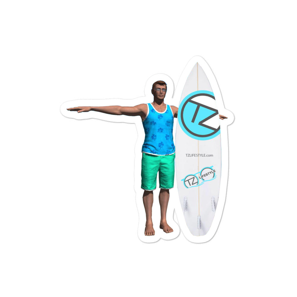 SURFER DUDE 4