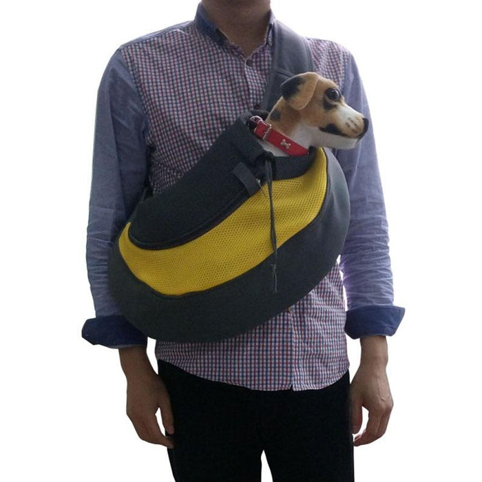 Small Animal Shoulder Sling Tote Bag - Household Hacks