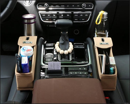 Car Gap Pocket Organizer - Household Hacks