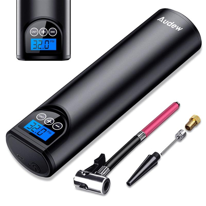 The Powerful & Portable Mini Pump