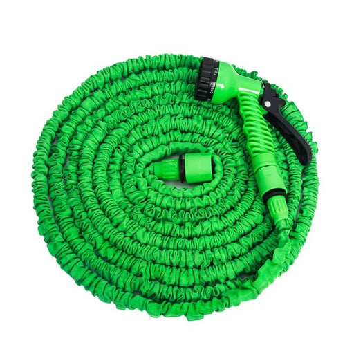 Expandable & Flexible Water Hose - Household Hacks