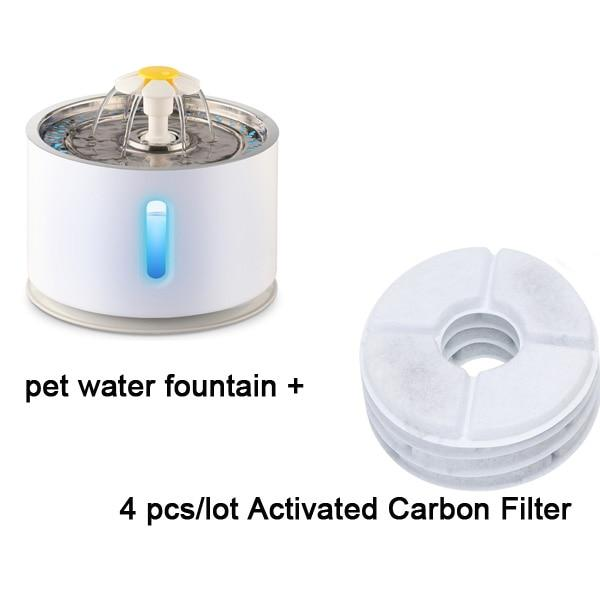 Pet Water Fountain - Household Hacks