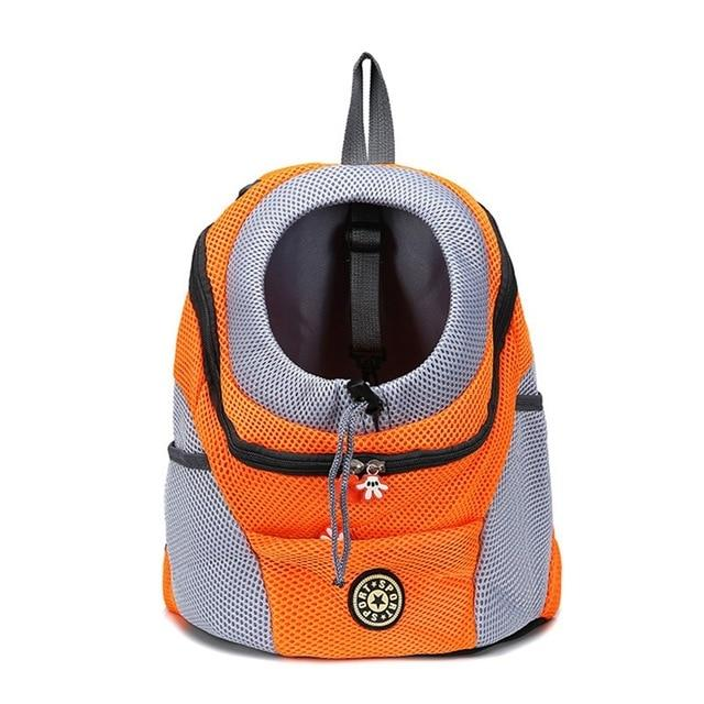 Breathable Outdoor Pet Carrier Backpack - Household Hacks