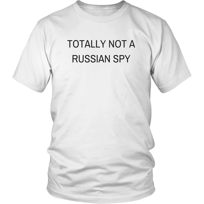Totally Not a Russian Spy Men's T-Shirt