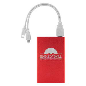 END ROADKILL Power Bank - Recharge on the Run!