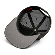 Load image into Gallery viewer, Mesh Back Snapback END ROADKILL Otto Cap