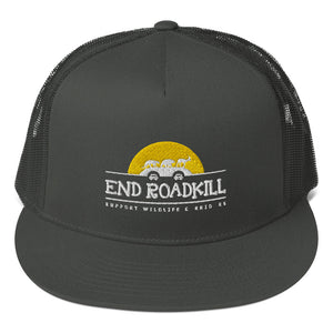 Mesh Back Snapback END ROADKILL Otto Cap