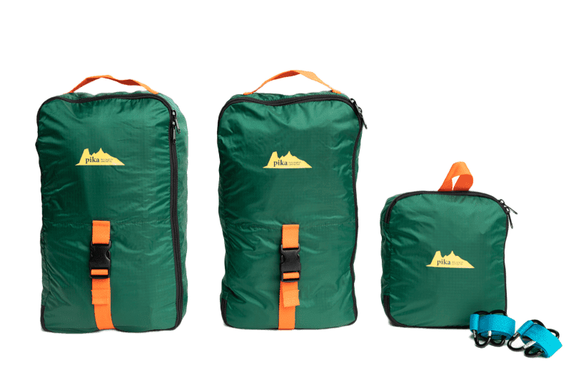 Lightweight Backpacking Essential Kit