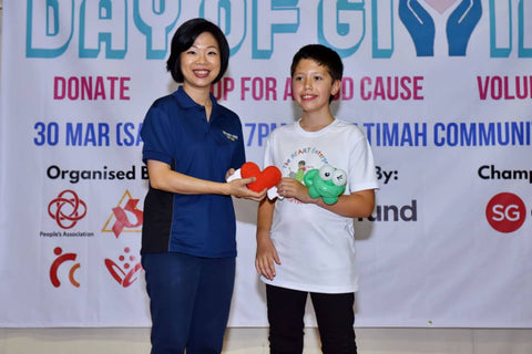 Bukit Timah Days of Giving 2019