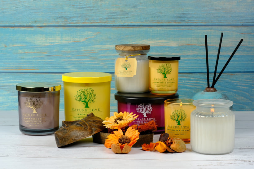 Nature Love Candles