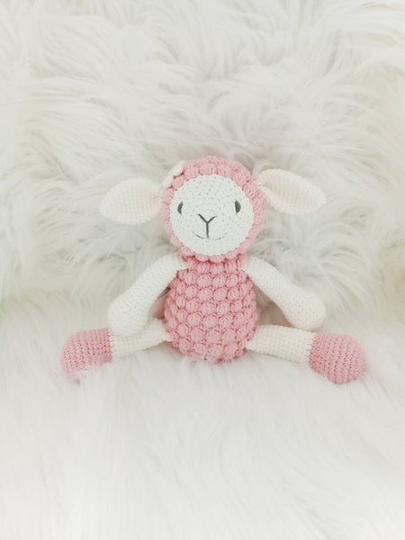 Lamb Sheepy Pink 7031