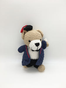Bear Graduation Boy 0034B