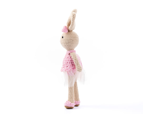 Rabbit - Bunny Bella Pink 7032