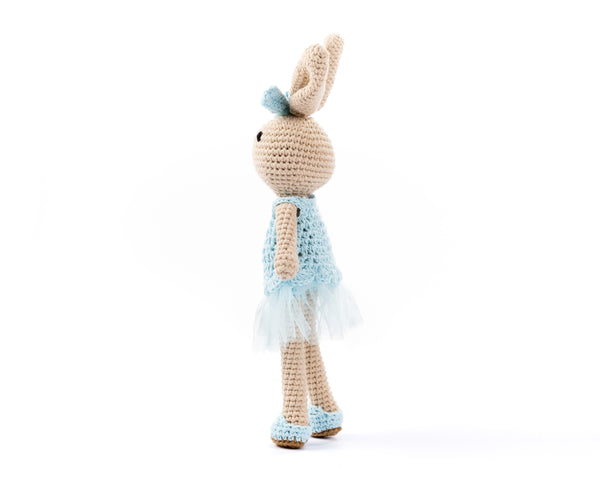 Rabbit - Bunny Bella Aqua 7032