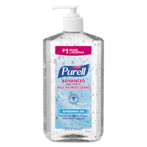 PURELL® Advanced Hand Sanitizer Refreshing Gel - 20 FL OZ