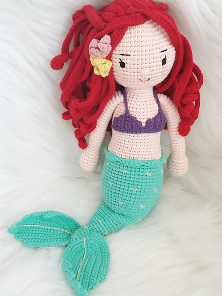 Mermaid Jessie 7066