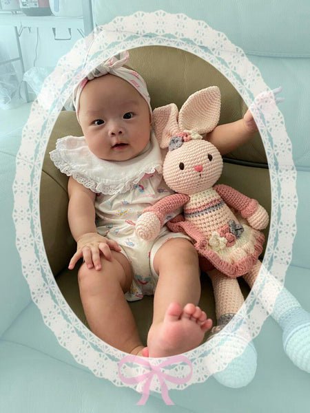 Rabbit - Bunny Joyful 7060