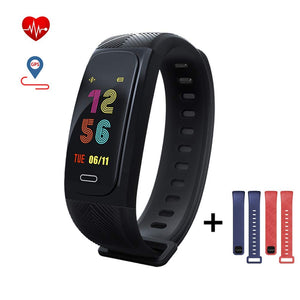 UWear GPS Smart Bracelet Fitness Tracker Heart Rate Monitoring Activity Sports Band