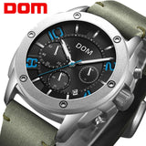 YSYH brand military series men's watch waterproof sports man quartz wristwatch business casual clock male chronograph  New
