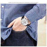 YSYH boutique men's multi-pointer waterproof sports watch Countdown Calendar display Sapphire Crystal Quartz Watch Men