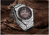 YSYH  Casual Men Watches Display Date Army Military Quartz Male Clock Waterproof Wristwatch
