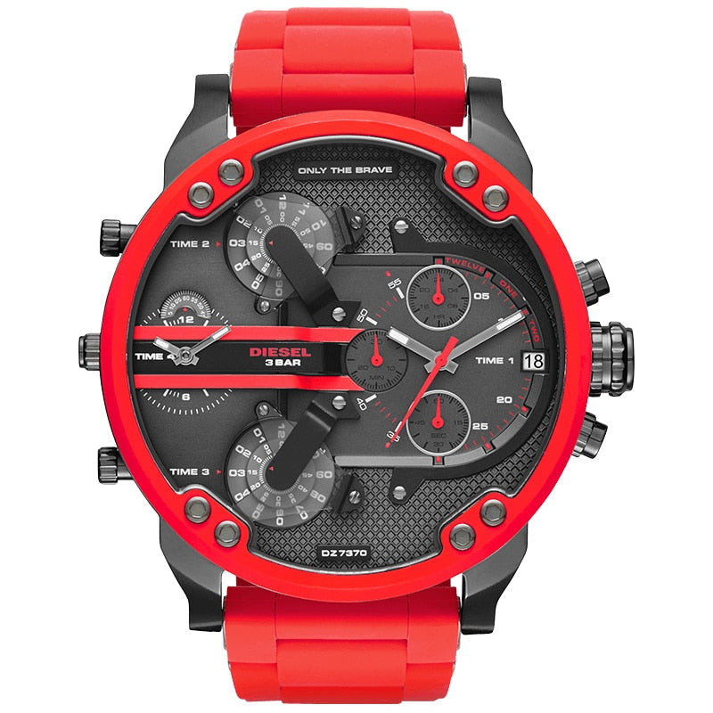 Diesel THEDADDIE four area quartz quartz male watches