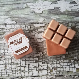 Maple Nut Fudge Wax Melts