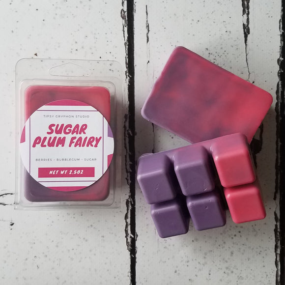 Sugar Plum Fairy Wax Melts