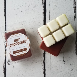 Hot Chocolate Wax Melts