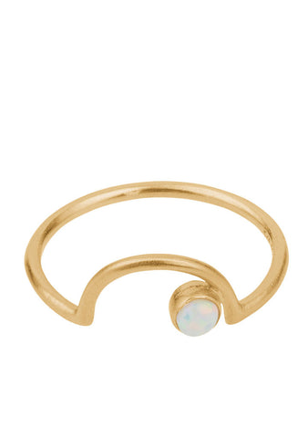 Coast Ring gold