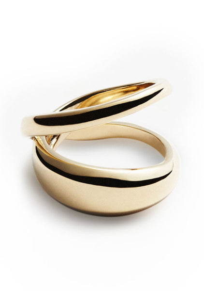 Loop Ring Gold