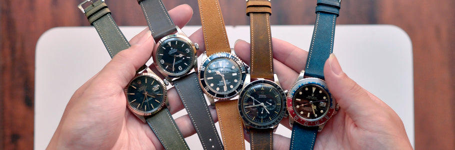 INTRODUCING THE 2020 NEW STRAP RELEASES