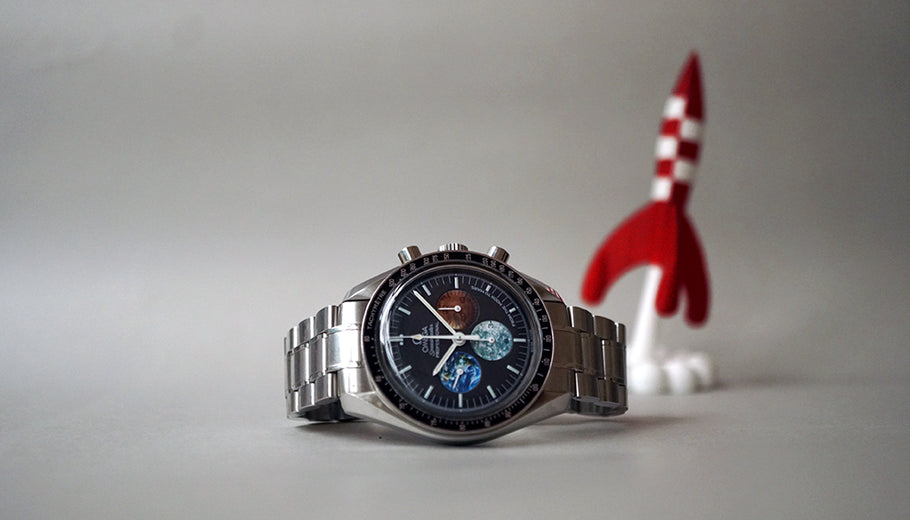 THE OMEGA MARSWATCH